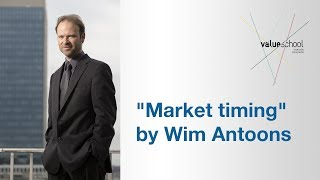 Market Timing by Wim Antoons