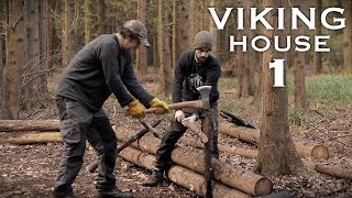 Video Building a Viking House with Hand Tools: A Bushcraft Project (PART 1) MP3, 3GP, MP4, WEBM, AVI, FLV Juni 2019