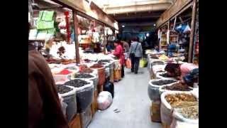 Jinzhou China  city photos : Dandong market in Jinzhou , China ..