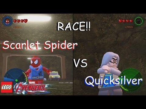 LEGO Marvel's Avengers: Amazing Race!! S2 Ep. 1