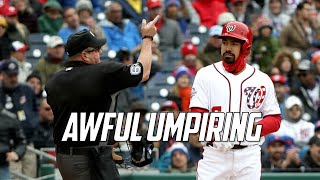 Video MLB | Awful Umpiring MP3, 3GP, MP4, WEBM, AVI, FLV Agustus 2019