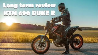 5. Long term review (English) - KTM 690 Duke R A2 2017