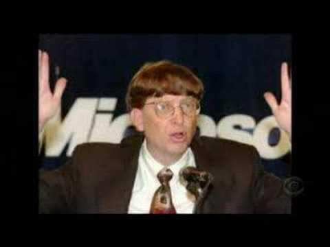 Slika   Bill Gates gre pa pa (0)