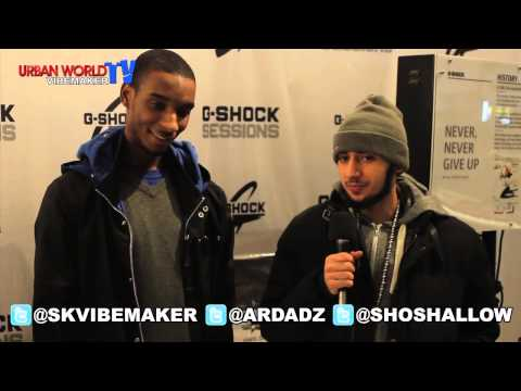 ARD ADZ & SHO SHALLOW TALK BEING INDEPENDENT & SMOSM2 MIXTAPE @ArdAdz @ShoShallow
