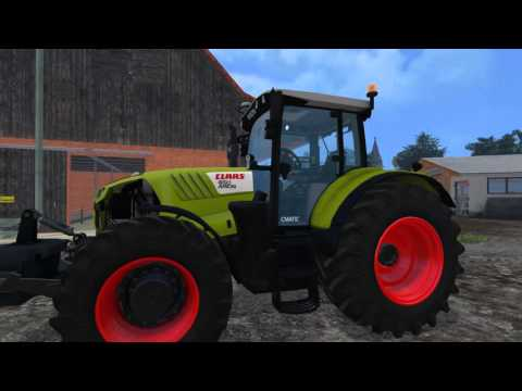 Claas Arion 650 Realindoor Soundupdate v1.0