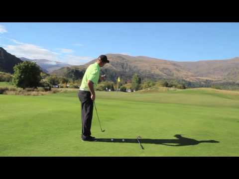 Millbrook Resort: Golf Lesson – What club do we use to pitch?