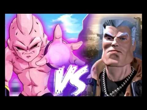 Kid Buu vs Chip Hazard - Épico torneo de las batallas de Rap del Frikismo - Driak ft. Akuma