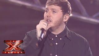 James Arthur - one love - العروض المباشرة الأسبوع 7 - The X Factor 2013