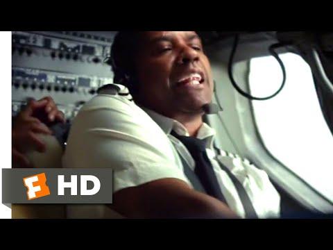 Flight (2012) - The Freefall Scene (1/10) | Movieclips