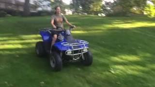 2. 2004 Polaris Trail Boss 330 Trailboss 2x4 ATV 330cc