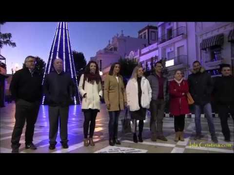 Inauguración Encendido del Alumbrado Navideño de Isla Cristina