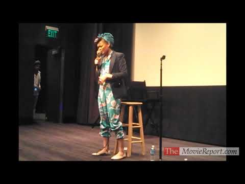 "Andra Day performs ""The Light That Never Fails"" live - November 20, 2015"