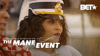 Uh-oh, Keyshia's Bridesmaids Don't Seem to Meet Eye to Eye | The Mane Event