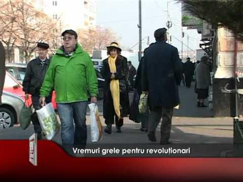 Vremuri grele pentru revoluţionari