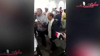توافد ضخم للمصريين بالكويت للإدلاء بأصواتهم في الانتخابات الرئاسية