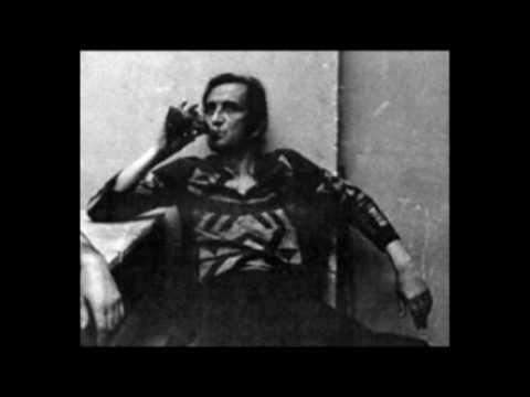 Piero Ciampi - Ha tutte le carte in regola (per essere un artista)