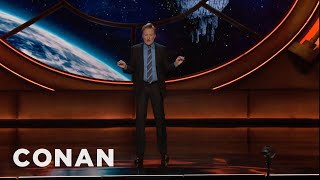 Conan kicks off his first night in San Diego with a Comic-Con®-themed monologue about Game of Thrones, Quidditch, and Ed Sheeran.More CONAN @ http://teamcoco.com/videoTeam Coco is the official YouTube channel of late night host Conan O'Brien, CONAN on TBS & TeamCoco.com. Subscribe now to be updated on the latest videos: http://bit.ly/W5wt5DFor Full Episodes of CONAN on TBS, visit http://teamcoco.com/videoGet Social With Team Coco:On Facebook: https://www.facebook.com/TeamCocoOn Google+: https://plus.google.com/+TeamCoco/On Twitter: http://twitter.com/TeamCocoOn Tumblr: http://teamcoco.tumblr.comOn YouTube: http://youtube.com/teamcocoFollow Conan O'Brien on Twitter: http://twitter.com/ConanOBrien