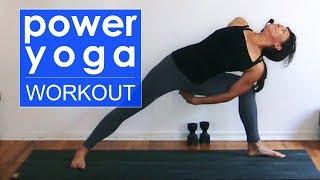 Video Power Yoga Workout ~ Letting Go MP3, 3GP, MP4, WEBM, AVI, FLV Maret 2018