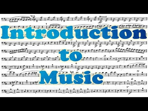 A Humorous Introduction to the Basics of Music