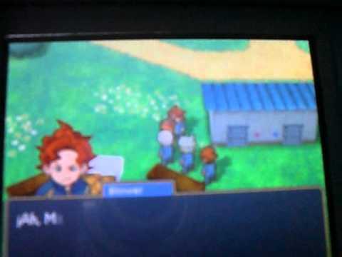 Como conseguir al clon de Torch (Blower) en Inazuma Eleven