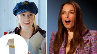 "Video ""I had a MASSIVE spot!"" Keira Knightley on *that* hat from Love Actually. MP3, 3GP, MP4, WEBM, AVI, FLV November 2018"