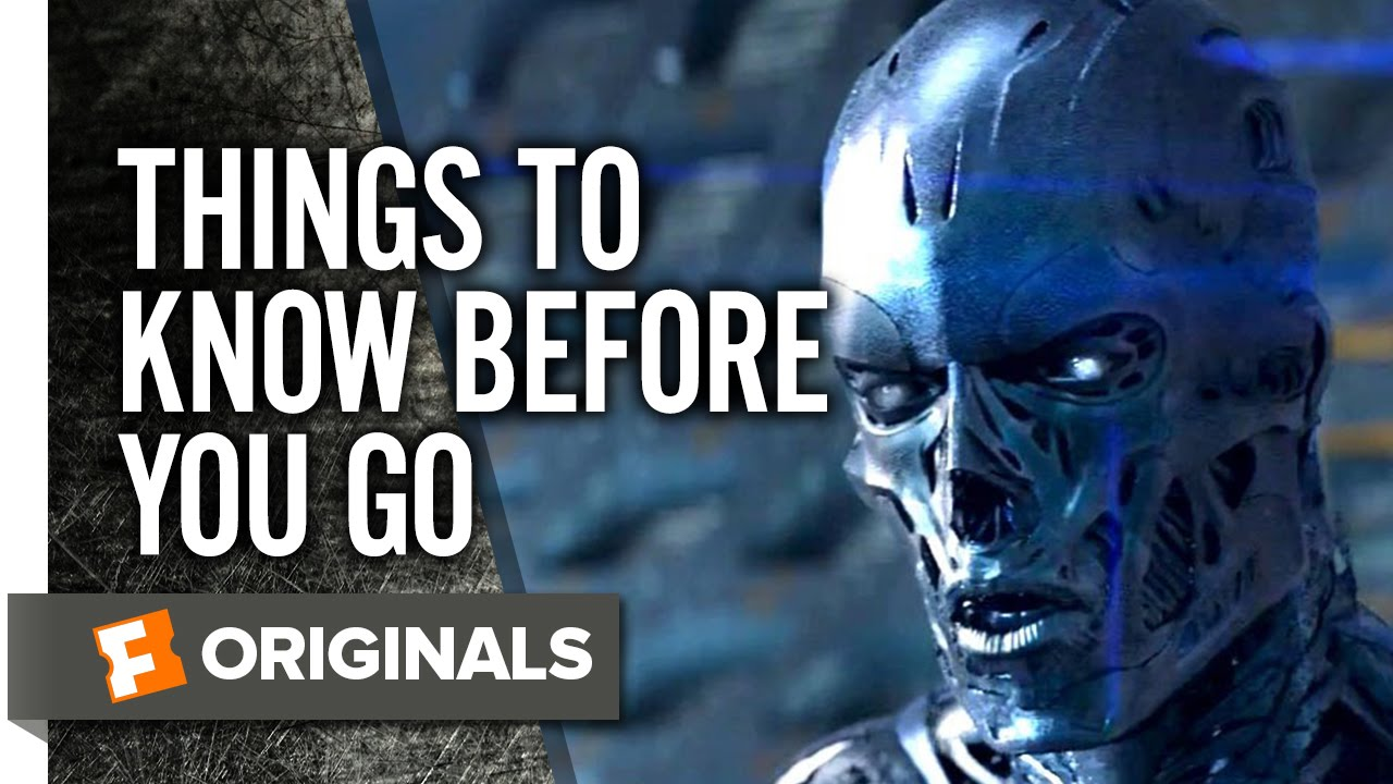 Things to Know Before Watching Terminator Genisys (2015) HD #Estrenos #Trailers