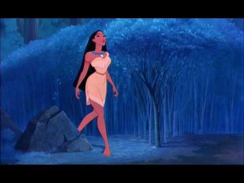pocahontas - Egy kedves dal a Pocahontas rajzfilmből.