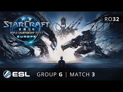 europe - Follow the whole series on http://www.StarCraft2.com/WCS http://www.twitter.com/esltv http://www.facebook.com/esltv.