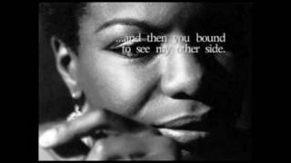 Nina Simone - Don't Let Me Be Misunderstood
