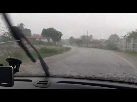 Muita chuva em pacatuba