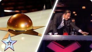 Video David Walliams' BEST GOLDEN BUZZERS | Britain's Got Talent MP3, 3GP, MP4, WEBM, AVI, FLV Juni 2019