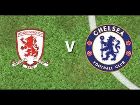 Middlesbrough 0 - 1  Chelsea Full Highlights -11/20/2016