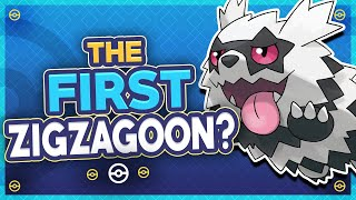 What's the Deal With Galarian Zigzagoon? Pokémon Sword and Shield Theory by HoopsandHipHop