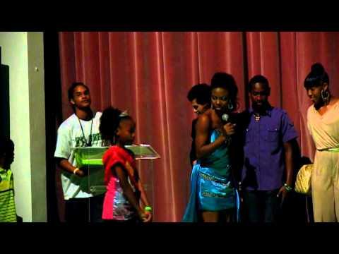 Miss Urban Teenz U.S. Virgin Islands Scholarship Competition 2012