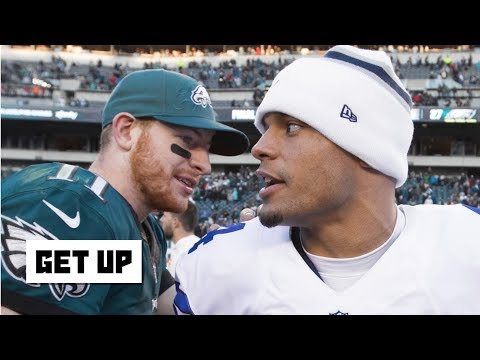 Video: Dak Prescott wants Carson Wentz money - Jeff Darlington | Get Up