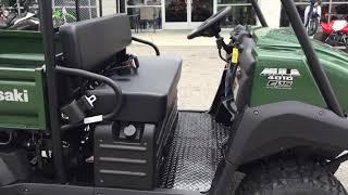 8. 2019 Kawasaki Mule 4010 4X4