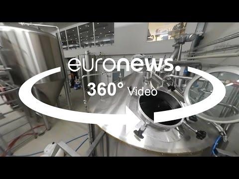 Bίντεο 360°: Η πιο παγωμένη μπύρα στον κόσμο
