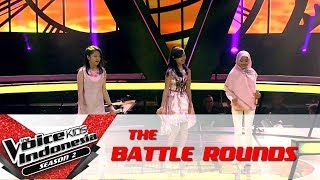 "Video Clarissa & Nabila & Hamidah ""Stay""| Battle Rounds | The Voice Kids Indonesia S2 GTV2017 MP3, 3GP, MP4, WEBM, AVI, FLV Januari 2018"