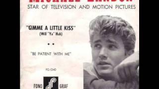 Download Lagu Michael Landon - Be Patient With Me 1960 45rpm Mp3