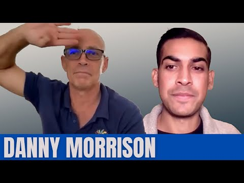 Danny Morrison Cricket Interview - Bowling Fast For New Zealand, Commentary, & Mental Health