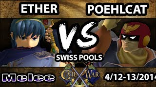 CW6 Pools: Poehlcat vs. Ether – Crazy ending