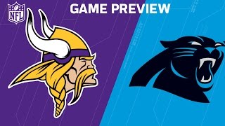 Vikings vs. Panthers (Week 3 Preview) | Around the NFL Podcast | NFL by NFL