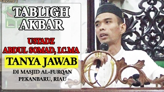 Video Jamaah Bertanya Ustadz Menjawab - Ustadz Abdul Somad, Lc. MA di Masjid Al Furqan MP3, 3GP, MP4, WEBM, AVI, FLV Agustus 2018