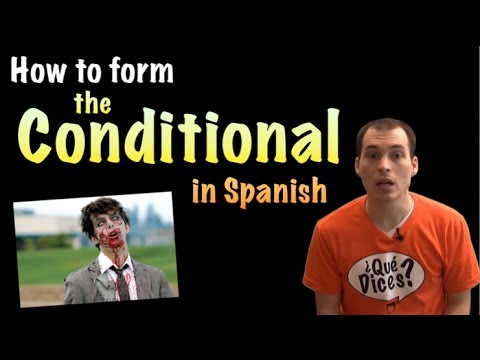 03 Spanish Lesson - Konditional
