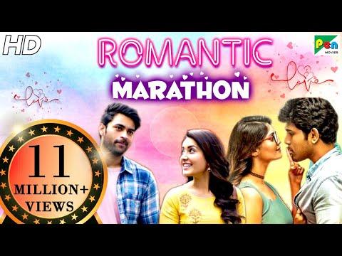 Superhit Romantic Movies Marathon | New Hindi Dubbed Movies 2020 | Thoil Prema, Shoorveer 2