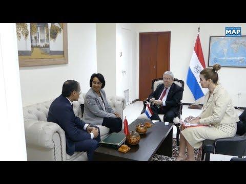 """الباراغواي تجدد """"دعمها اللامشروط"""" للوحدة الترابية للمغرب (نائب وزير الخارجية الباراغواياني)"""