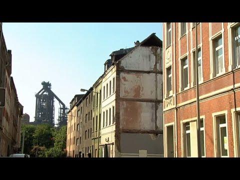 Studie: Deutschlands schwache Regionen verlieren massiv Menschen