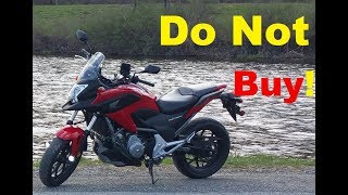 7. Don't buy the Nc700x