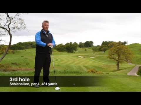 Ryder Cup Course 2014 – Gleneagles: Hole 3