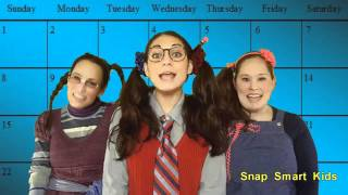 Learn Days of the week Snap Smart Kids http://www.facebook.com/snapsmartkids http://www.youtube.com/user/snapsmartkids